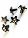 SPECIAL: Star Crystal Black Stainless Steel